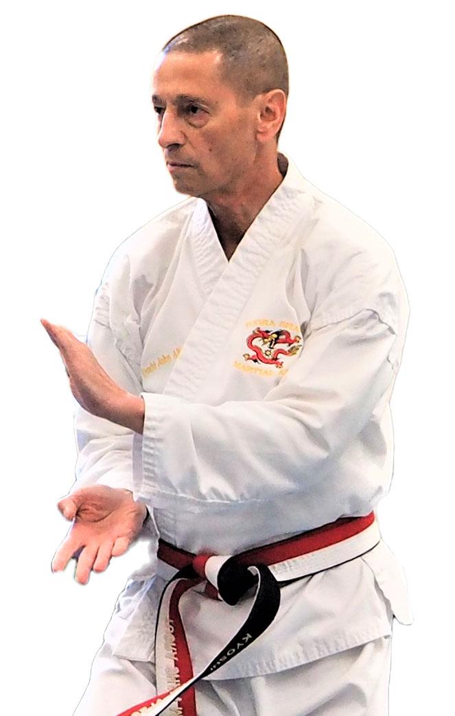 JOHN-ALFORD Tugra Shan Martial Arts Academy Kids Adults Morphett Vale Reynella