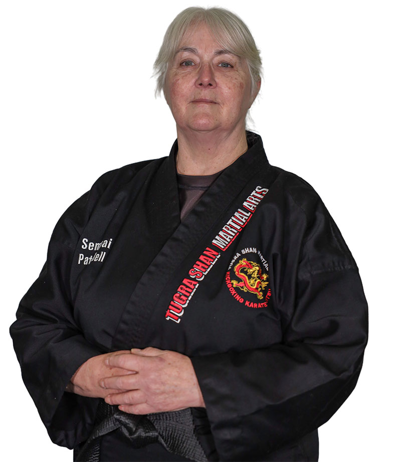 Sempai Pat Bell Tugra Shan Martial Arts Academy Kids Adults Morphett Vale Reynella